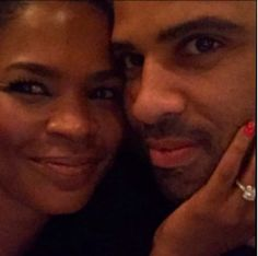 Engaged! Nia Long and longtime boyfriend San Antonio Spurs coach Ime Udoka are getting married!