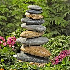 Fontaine de jardin Kozani Ubbink avec pompe et bassin | Idées pour ...