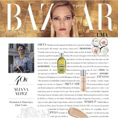 Revealing all my secrets | Diet, fitness, hair and skin care | Harpers Bazaar Mexico | #YYPress #Beauty diaries