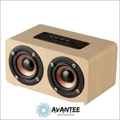 Cheap bluetooth speaker wireless speakers, Buy Quality loudspeaker portable directly from China wireless speaker bass Suppliers: Wooden Bluetooth Speaker Wireless Speaker Bass Loudspeakers Portable HiFi Altavoz Support TF Card AUX Play Music Wireless Home Speakers, Wooden Speakers, Portable Speakers, Radios, Bass, Carte Sd, Desktop, Style Retro, Speakers