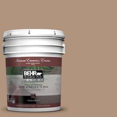 BEHR Premium Plus Ultra Home Decorators Collection 5-gal. #hdc-NT-22 Nomadic Eggshell Enamel Interior Paint