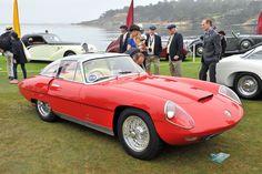 1960 Alfa Romeo Superflow IV Pininfarina coupe