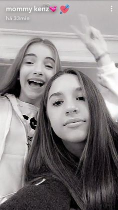 Lauren and Mackenzie
