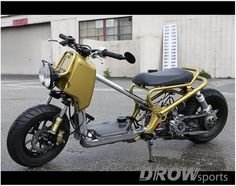 We are the best source for scooter & motorcycle parts. Find Honda Ruckus, Grom, Metropolitan, Yamaha Zuma, parts at discounted prices! Honda Ruckus, Jdm, Scooter Custom, Scooter Motorcycle, Pit Bike, Motor Scooters, Honda Motorcycles, Yamaha, My Style