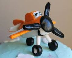 how to make dusty plane cake - Google Search