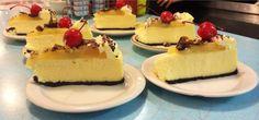 Broadway Diner - Banana Split Cheesecake.  #nuffsaid @comofoodies @focusgood @Foodimentary #nomnom