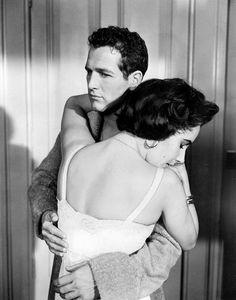 Paul Newman, Elizabeth Taylor - ''Cat on a Hot Tin Roof''