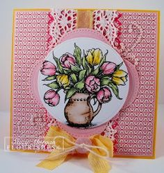 Card created by Stacy from Flourishes llc