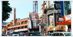 Clifton Hills- Niagara falls main street full of amusement and shops