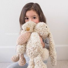 Here's an adorable and huggable baby humpback whale crochet pattern that would make a perfect gift for any fan of the deep blue sea.