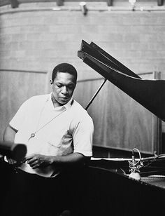 """I couldn't wait to go to work at night. It was just such a wonderful experience"" McCoy Tyner - talkin' about John Coltrane"
