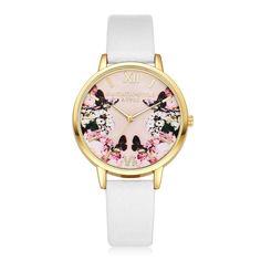 LVPAI Watches Women Quartz Wristwatch Clock Ladies Dress Gift Watches
