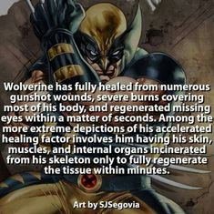 #Wolverine #Logan #MarvelComics