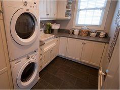 Clean practial laundry