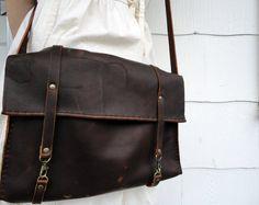 Great looking bag - handmade from Etsy merchant FleetCo