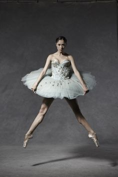 The English National Ballet also commissioned Karl Lagerfeld to design a Dying Swan tutu and costumes for Apollo in 2009.
