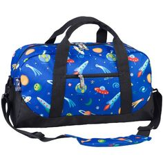 24049d69c0a Olive Kids Out of This World Overnighter Duffel Bag     Details can be found