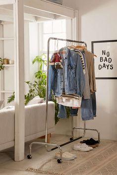 Casper Rolling Storage Rack - Urban Outfitters