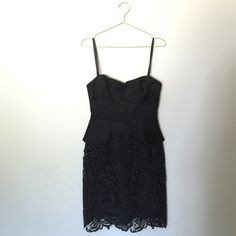 BCBGmaxazria dress. Size 02. BCBGmaxazria dress. Size 02. Worn gently. No flaws, like new. It's so hard to part with this beauty but after three kids I don't think my body will ever be a 2:( BCBGMaxAzria Dresses