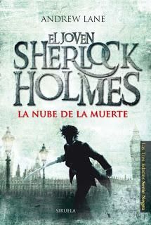 BLANCO 844 LAN - Primera novela de la nueva serie  El joven Sherlock Holmes, autorizada por The Conan Doyle Estate, sobre los inicios del detective más famoso