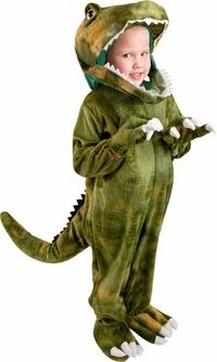 Our Deluxe Toddler T-Rex outfit is the ideal Dinosaur costume for any young tike. For a fun sibling costume idea consider any of our other Child Dinosaur Costumes. - Quality textured fabric with two t T Rex Halloween Costume, T Rex Costume, Scary Costumes, Toddler Halloween, Boy Costumes, Halloween Costumes For Girls, Costumes 2015, Costume Ideas, Evie Halloween