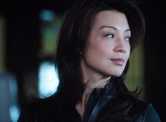 Ming-Na Wen as Melinda May in Marvel's Agent of S.H.I.E.L.D. Season 1, Episode 8 - The Well