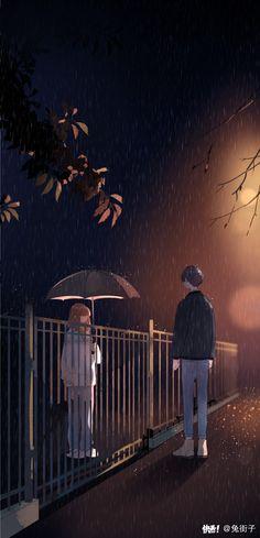 Anime Couples Manga, Manga Anime, Devin Art, Anime Friendship, Kawaii Faces, Animated Love Images, Cute Anime Coupes, Couple Art, Manhwa Manga