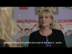 Waterloo Road Road Quotes, Waterloo Road, Road Pictures, Laurie Brett, Good Times, Crying, Films, Tv, Movies