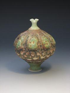 Ceramics by Geoffrey Swindell at Studiopottery.co.uk - Vessel - 9cm