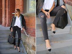 Fashion File: Double Jackets | The Vault Files | Bloglovin'