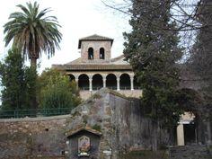 Iglesia de San Saba, Roma Italia