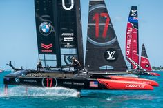 Bermuda (BDA) - 35th America's Cup 2017 - 35th America's Cup Match Presented by Louis Vuitton - Race Day