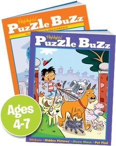 You can get 2 Free Puzzle Books and give your child hours of laugh out loud fun!  What builds self-esteem in an eager young learner?  It comes from winning small challenges and mastering new skills. With Puzzle Buzz, even the youngest child learns to tackle activities independently — and puzzle-solving skills grow.  Thee is a $2.98 shipping charge, but for 2 books and a tote bag, it is well worth the price.  Check it out. http://ifreesamples.com/puzzle-fun-highlights/