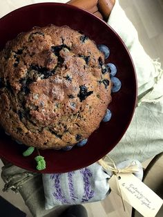 Blueberry  and Coffee Cake