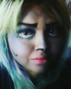 Emily el cadáver de la novia #makeup #emily #elcadaverdelanovia #halloweenmakeup #hallowen