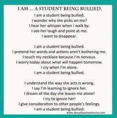 Bullying... Poem
