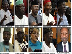 For over five hours yesterday, 10 would-be ministers took turns before the Senate, answering que...