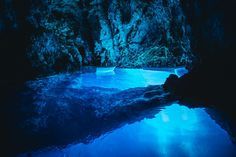 Blue Caves, Croatia  - #funny #lol #viralvids #funnypics #EarthPorn more at: http://www.smellifish.com