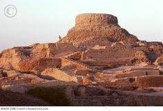 the city of Mohenjo-Daro