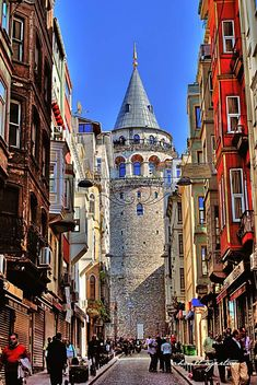 Istanbul City, Istanbul Travel, Istanbul Turkey, Best Places To Travel, Places To Visit, Wonderful Places, Beautiful Places, Travel Around The World, Around The Worlds