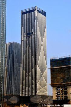 Wanda East Port Tower 1 - The Skyscraper Center