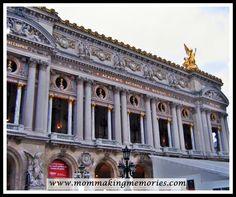 Opera house. Paris