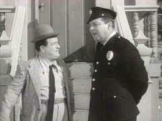 abbott and costello - handcuffs