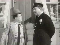 abbott and costello - handcuffs