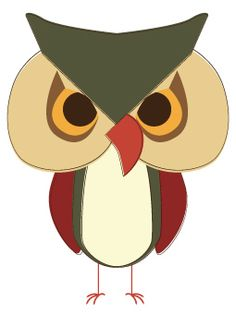 D334_Retro_Owlet  from owladay.wordpress.com