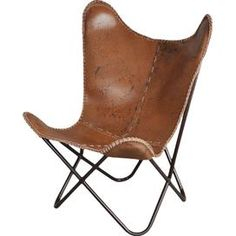 Byron Leather Side Chair