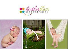 Adorable newborn photos!