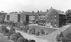 The Workhouse in West Derby, Lancashire Liverpool Life, Liverpool History, Uk History, Family History, Old Hospital, Modern Metropolis, Historical Pictures, The Good Old Days, Gcse Drama
