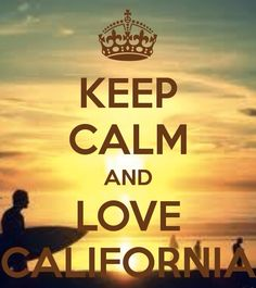❥ California ❥ #california #californialove #love    WE HAVE IT ALL HERE , SO FORTUNATE