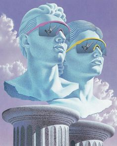Airbrush by Christopher Polentz. 1994 #airbrush...